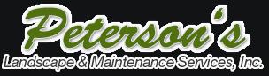 Peterson's Landscape & Maintenance